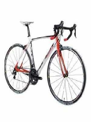 Bicicletta da Corsa VIPER VERBIER Shimano Ultegra 50 34 Bianco Rosso 2014 €2101.23