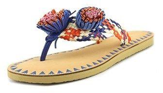 Kate Spade Idette Women Open Toe Synthetic Multi Color Flip Flop Sandal.