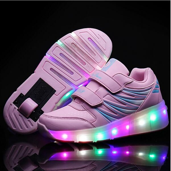 http://babyclothes.fashiongarments.biz/  New  Black pink Cheap Child Fashion Girls Boys LED Light Roller Skate Shoes For Children Kids Sneakers With one Wheels, http://babyclothes.fashiongarments.biz/products/new-black-pink-cheap-child-fashion-girls-boys-led-light-roller-skate-shoes-for-children-kids-sneakers-with-one-wheels/, ,                                                , Baby clothes, US $35.50, US $27.69  #babyclothes