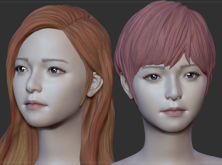 ArtStation - ZBRUSH, June Ho Cho