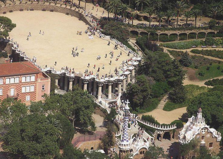 park guell plan - Google'da Ara
