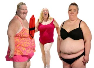 """Mama June Before And After  Being healthy isn't a trend it's a lifestyle!Inquisitr reports that Alana """"Honey Boo Boo"""" Thompson's mother """"Mama June"""" Shannon recently shared her plans to have more surgery. This time she wants several inches of excess skin removed. The former TLC reality star lost over 150 pounds. She's happy with her progress but she knows that she still has a long way to go.  Although the show was cancelled back in 2014 Shannon has been keeping busy. According to Fox 25she's…"""