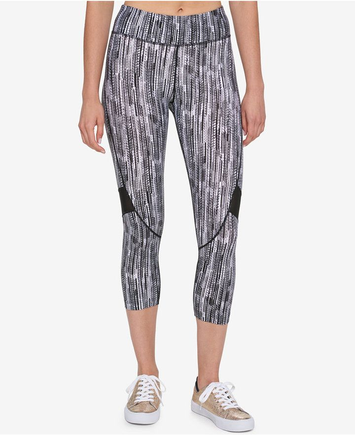 Tommy Hilfiger Cropped Leggings, Created for Macy's