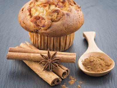 Receta de Muffins de Canela y Manzana