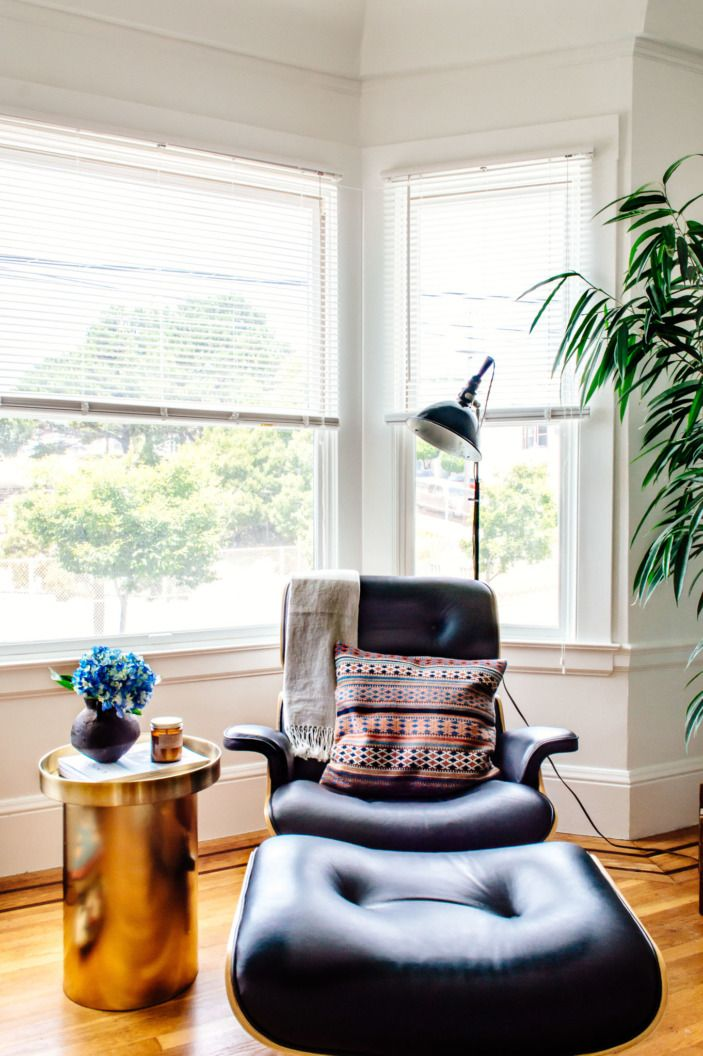 If a modern living room doesn't have an Eames recliner, can it still be considered modern?