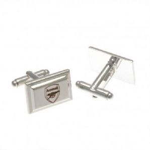 Arsenal Cufflinks - Silver Plated | Arsenal Shop