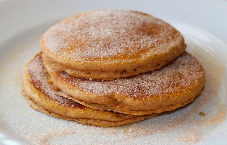 Arepa di pampuna (pompoen pannenkoeken)/ pumpkin pancakes