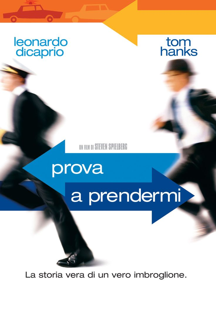 Prova a prendermi [Catch me if you can] - 2002 - Sky On Demand - 21 marzo 2016