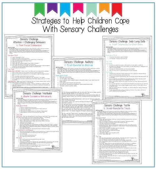 Sensory Processing. Occupational Therapy resources that provide information and strategies to use when consulting with parents and other caregivers. www.toolstogrowot.com