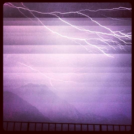Gewitter über Uri