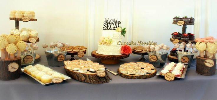 26 best Dessert Bar images on Pinterest | Dessert tables ...