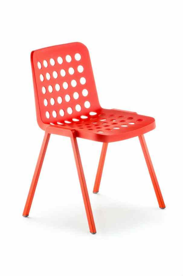 The Koi stackable chair - perfect for outdoor areas / contract furniture. #contractfurniture #outdoorfurniture