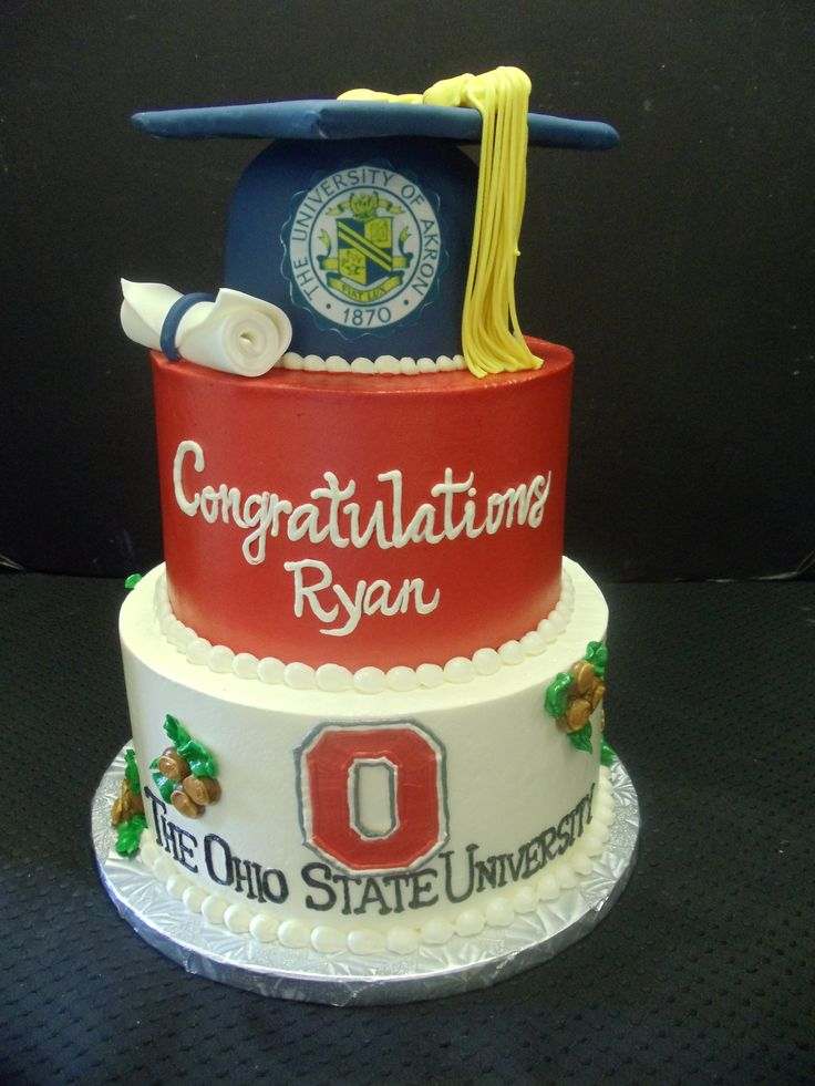 39 Best Osu Cakes Images On Pinterest Ohio State Cake