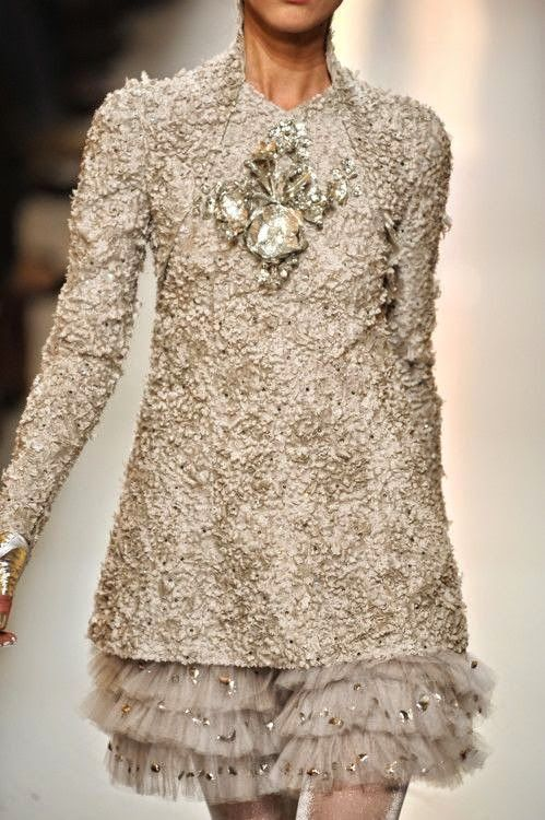 friday fashion crush:  inspirational designs with incredible details
