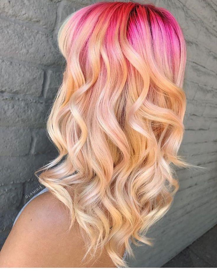 "105 Likes, 2 Comments - Las Vegas Hair Stylist (@hairbyhaleyb) on Instagram: "" I am the Artist, Pulp Riot is the Paint  • • • • • • #hairbyhaleyb #squaresalon #lasvegashair…"""