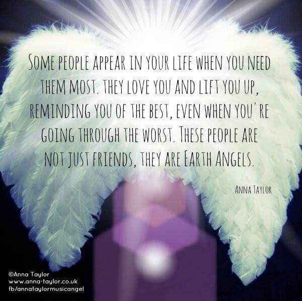 Spiritual Friendship Sayings: Best Always.... Angels Watching Over Me!