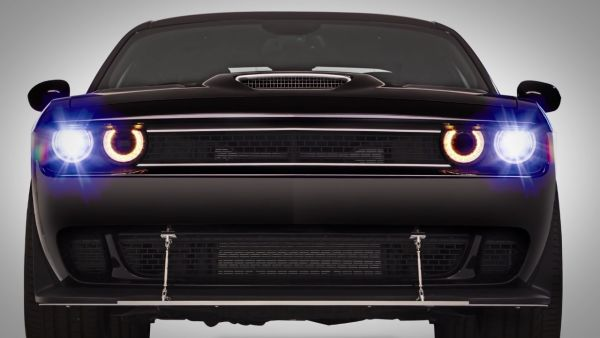 2015 Dodge Challenger Hellcat X - 805HP Monster