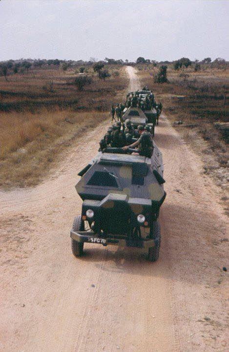 -Rhodesian Bush War !