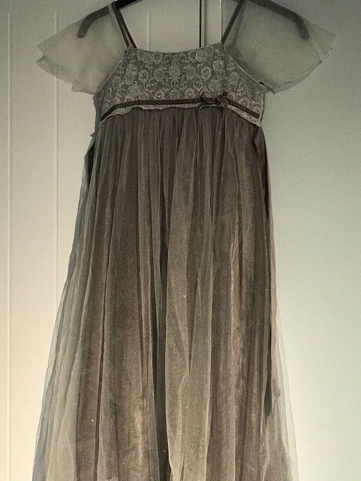 Girls Monsoon Dress Age 11/12 | eBay