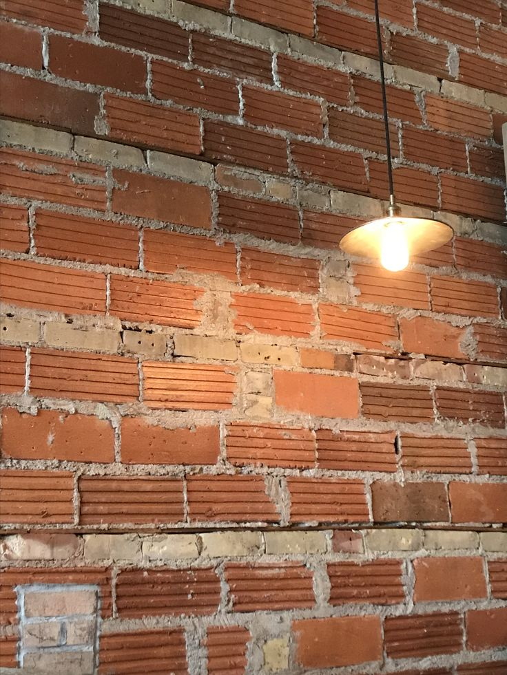 Brick wall texture Ceiling lights, Textured walls, Brick