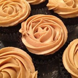 Fluffy Peanut Butter Frosting Allrecipes.com