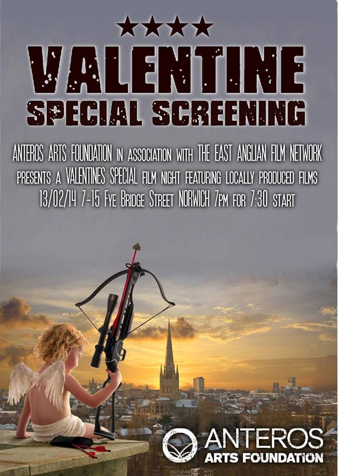 Valentine Special Screening at Anteros Arts Foundation