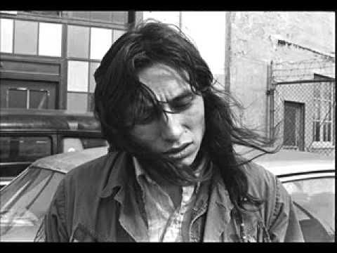John Trudell - Sante Sioux - Native American   1973-1979 Chairman of American Indian Movement  Address in San Francisco 2001 gracias TUC radio http://radio4all.net/index.php/program/64351