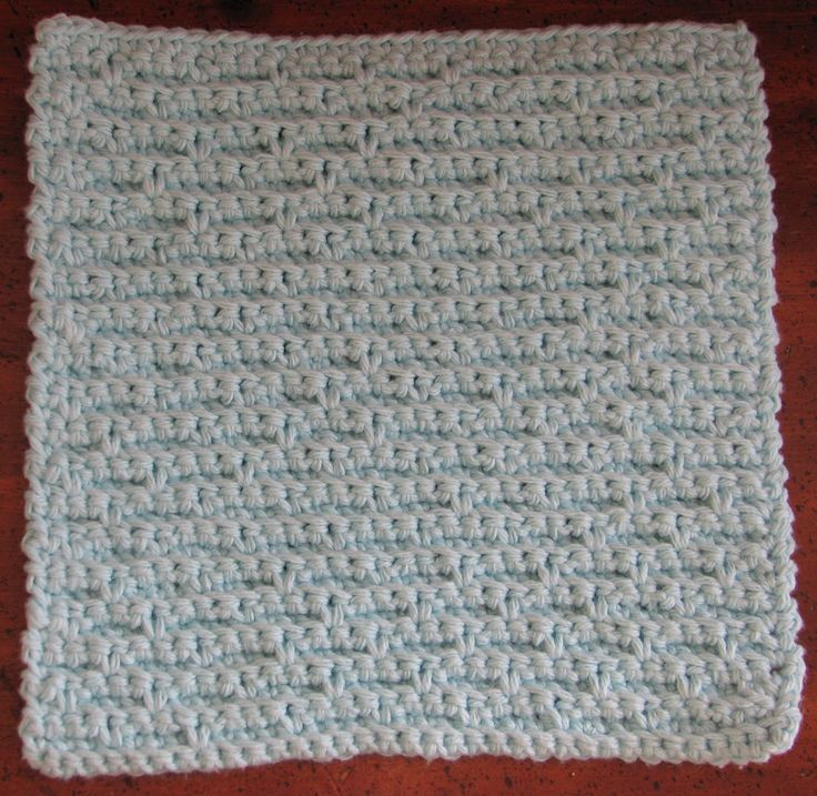 17 Best images about Crochet Patterns: Cleaning cloth ...