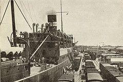 Port Klang.