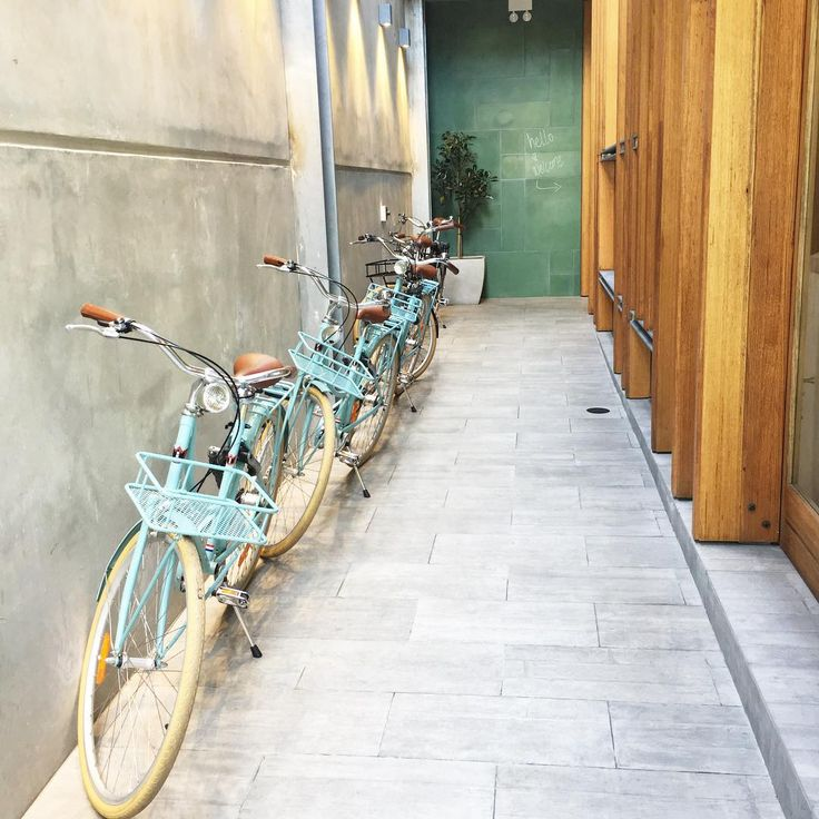 """""""Anyone up for a ride? LOVE the entryway to @alexhotelperth..."""""""