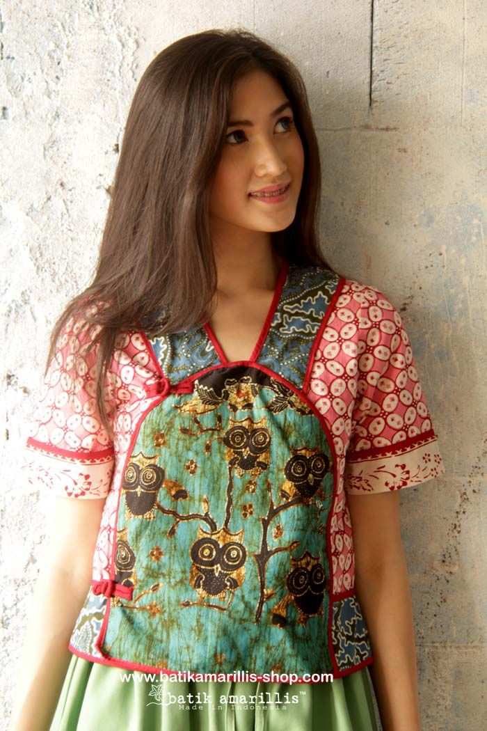AVailable at Batik Amarillis webstore www.batikamarilli... a well tailored jacket ,with unique aplique at front with piping to frame out the whole look,beautiful neckline with a purpose to elongated your neck, hidden button closure inside, lined with cotton with two seam pockets. batik amarillis's paper bag skirt the skirt is a statement! a perfect match for Batik Amarillis's Project A jacket! for women who's not afraid to stand out in the crowd! for effortlessly chic kinda style