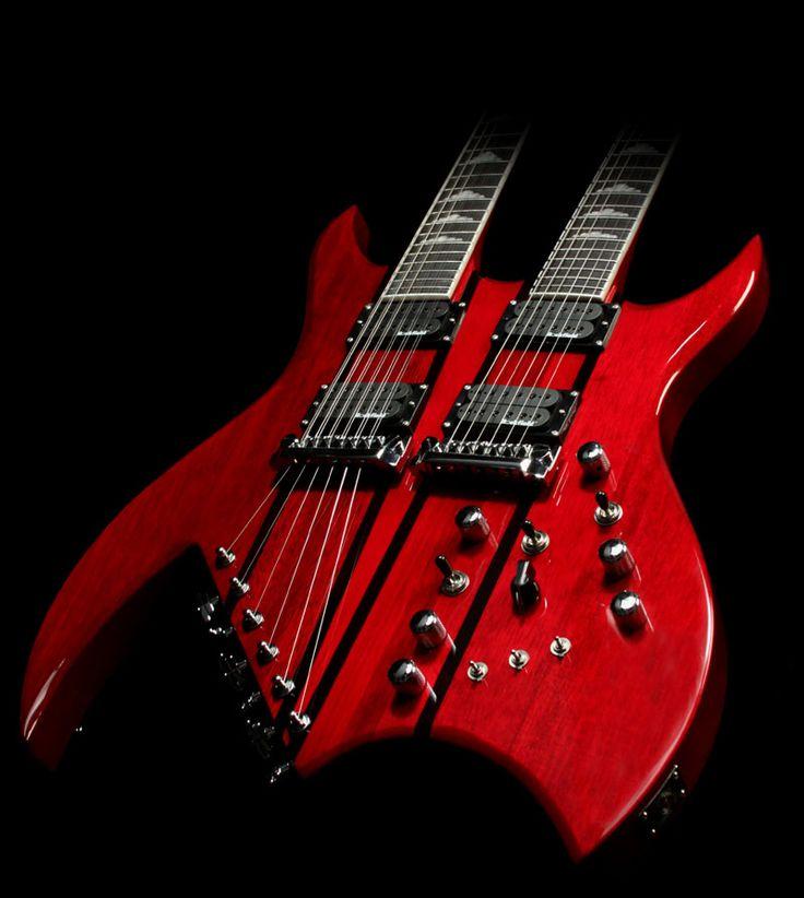 430 best double neck images on pinterest music instruments bc rich doubleneck bich sciox Gallery
