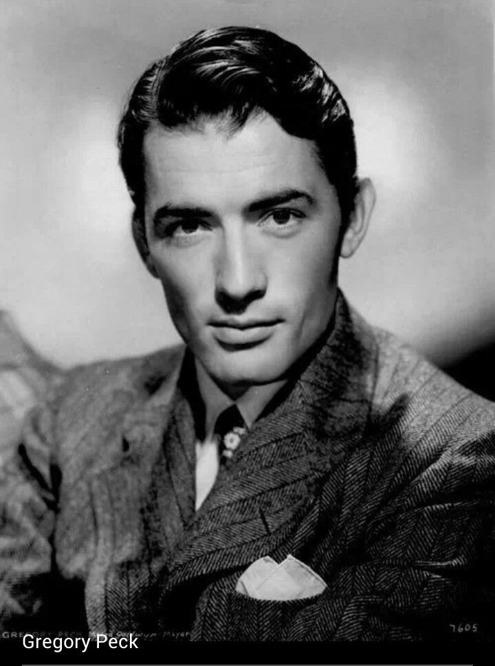 Gregory Peck | Gregory Peck & Movies | Pinterest