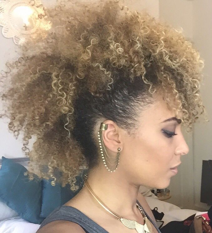 The Easy Frohawk Tutorial Https Youtu Be Mqeosfaxbhs