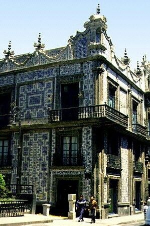 225 best images about curiosit s bizarreries etonnement for Sanborns azulejos restaurante