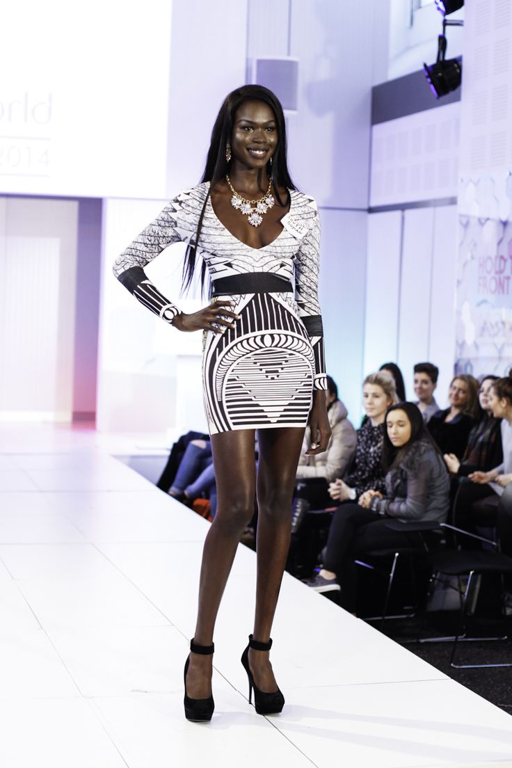 Miss South Sudan with a little help from @ADCreativ