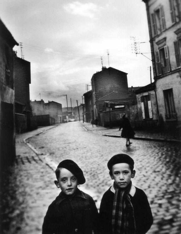 """Paris 1947 """"Aubervilliers"""""""