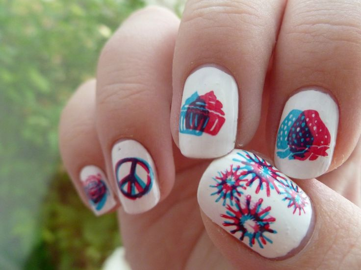 534 best random nail art images on pinterest nail art 3d nails prinsesfo Choice Image