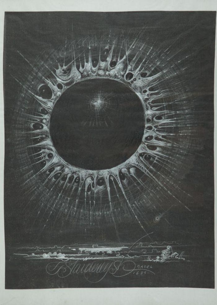 Franciszek Starowieyski - Szkic z Bazylei (