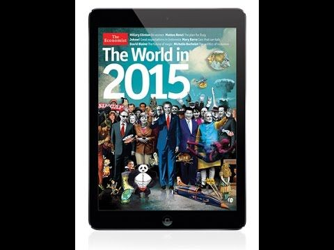 """The World in 2015"" HIDDEN MESSAGES Explored!"