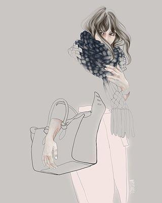 Illustration by: Agata Wierzbicka