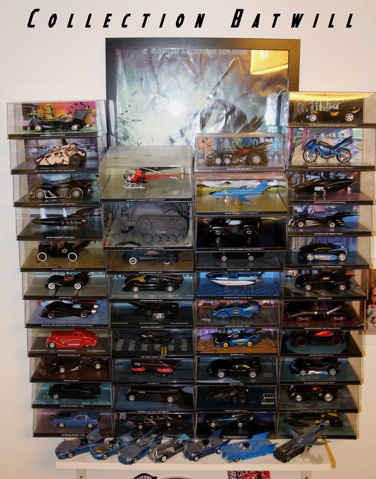 ma collection batmobile eaglemoss | Collection Batman ...