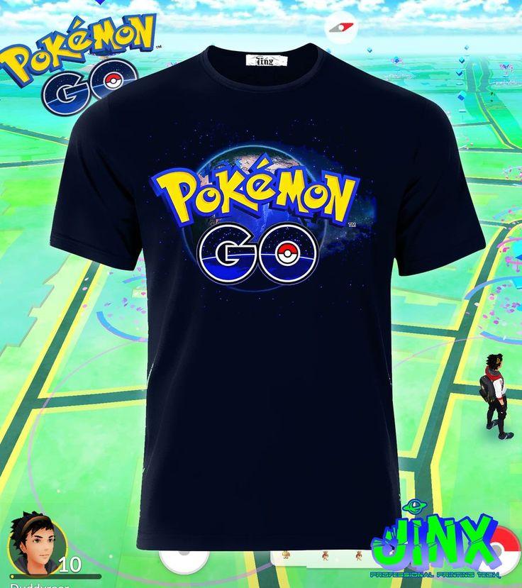 Playera o Camiseta Pokemon Go -Jinx