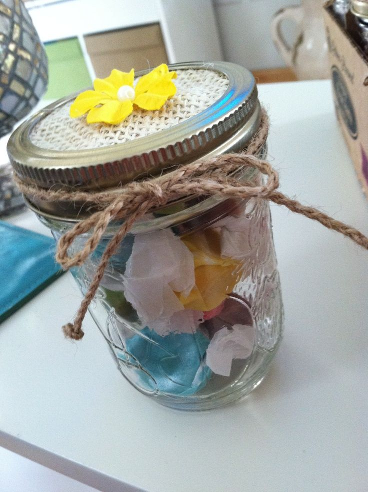 salt water taffy party favors | Salt Water Taffy Jars!! PARTY FAVOR :)