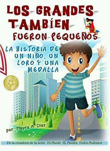 Te lo recomendamos, dale una mirada en su interior...... http://www.amazon.com/Spanish-Grandes-Peque%C3%B1os-Infantiles-Historia-ebook/dp/B00N7WYB6C