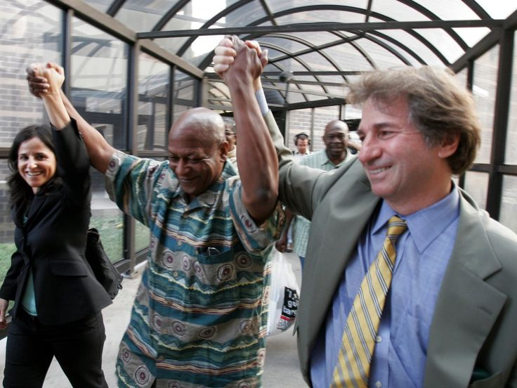 Barry Scheck and Peter Neufeld, who were both part of the O.J. Simpson defense team, head up the Innocence Project.