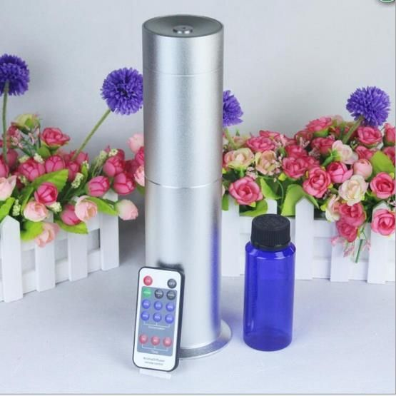 Super-Silent Scent diffuser system Air freshener automatic timing 200cbm for bank office spa hotel  Aroma Diffuser system