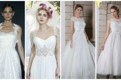 How to choose a wedding dress to flatter your body shape - http://weddingjournalonline.com/how-to-choose-a-wedding-dress-that-flatters-your-body-shape-2/