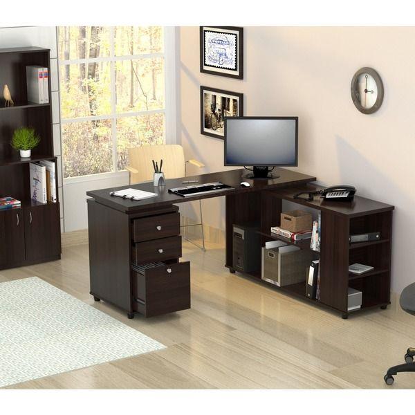 25 best desk images on pinterest | office furniture, office spaces