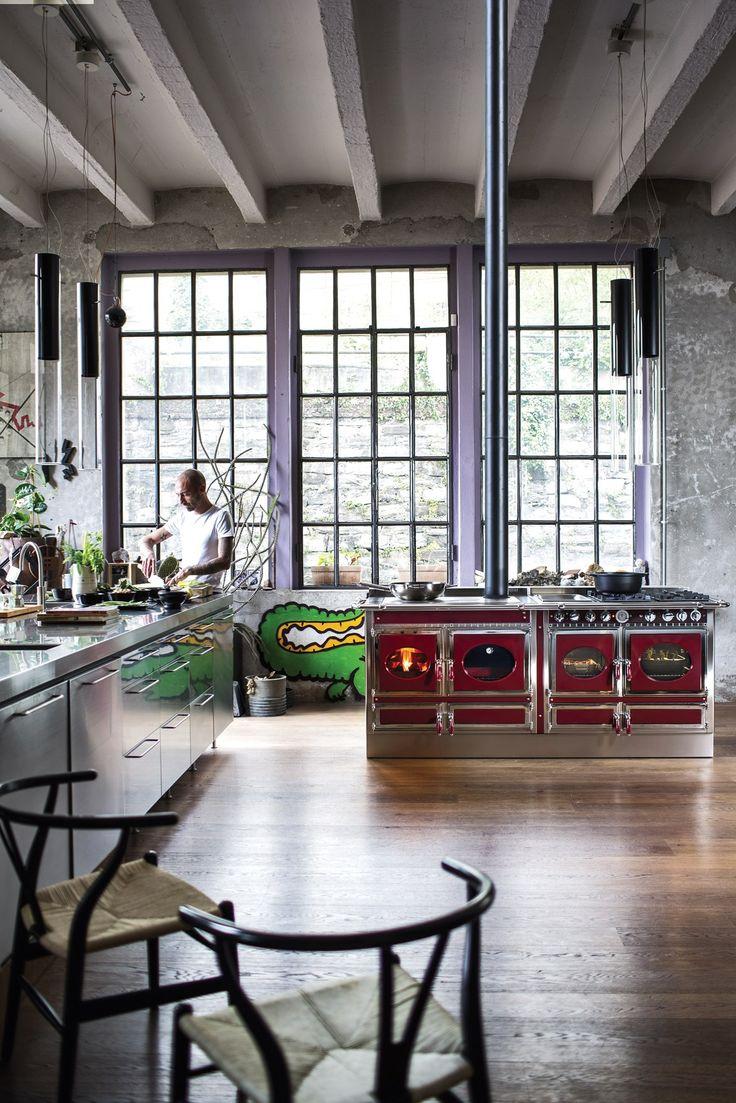 Classica o moderna Le cucine J.Corradi si mettono a confronto. Family HousesIndustrial  StyleArchHouse ...